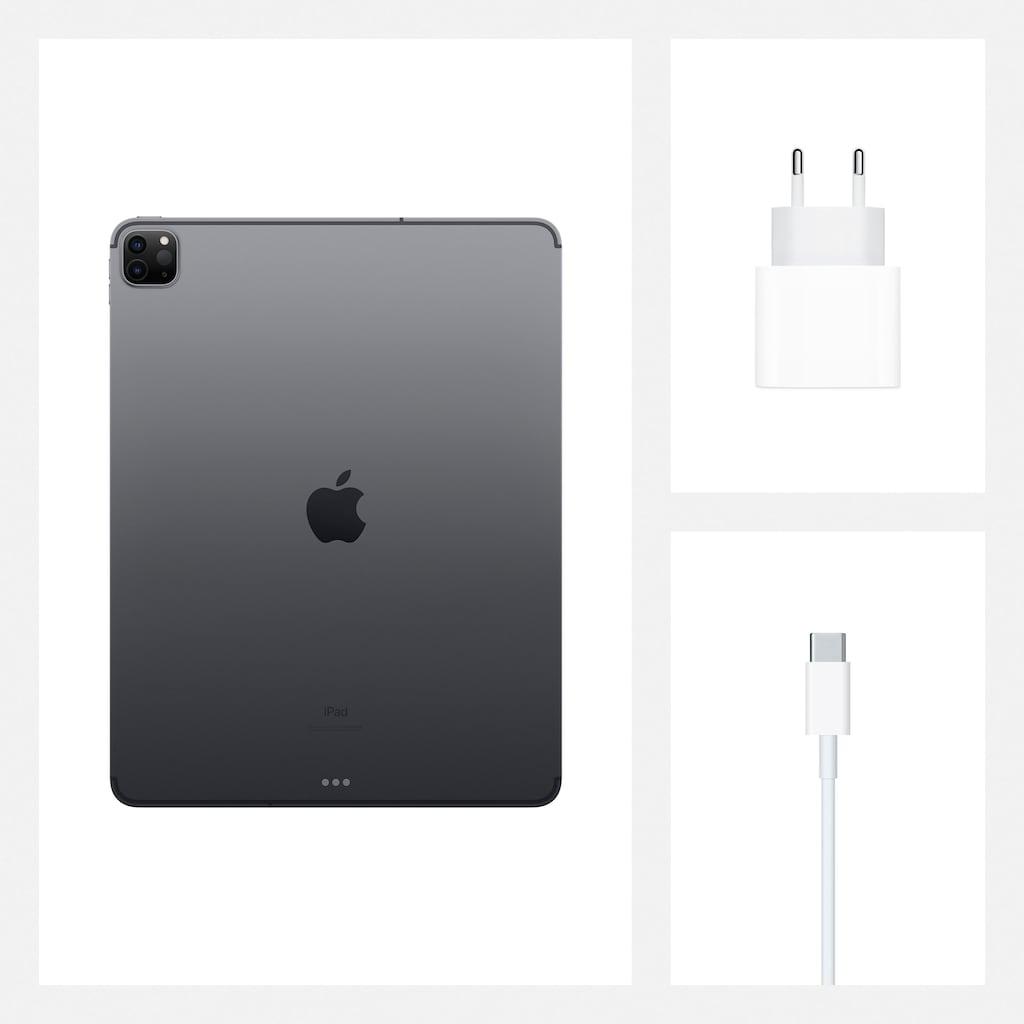 Apple Tablet »iPad Pro 12.9 (2020) - 512 GB Cellular«, Kompatibel mit Apple Pencil 2