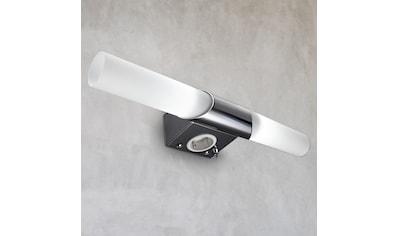 B.K.Licht Spiegelleuchte »Mithra«, E14, Warmweiß, LED Wandlampe Spiegellampe... kaufen