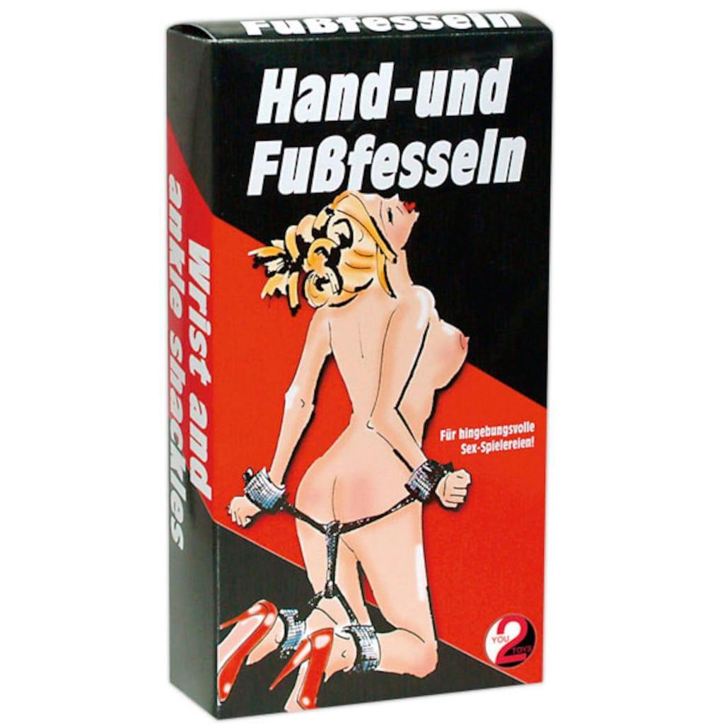 You2Toys Hogtie »Fessel Hand/Fuss«