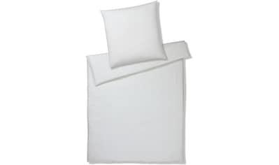 Elegante Bettwäsche »Pure«, angenehmes Hautgefühl kaufen