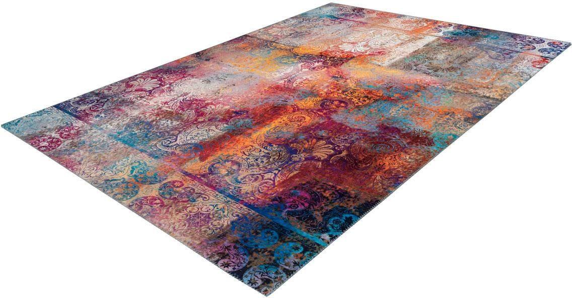 Teppich Castor 500 calo-deluxe rechteckig Höhe 6 mm maschinell gewebt