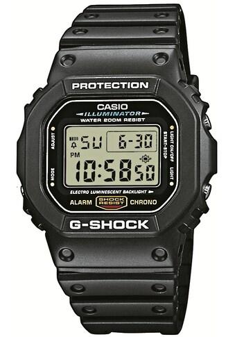 CASIO G - SHOCK Chronograph »TIMECATCHER, DW - 5600E - 1VER« kaufen