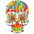 Bestway Luftmatratze »Fiesta Skull«, BxLxH: 139x190x18 cm