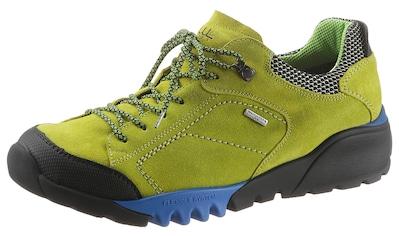 Waldläufer Sneaker »H-FRITZ«, mit wasserabweisender TEX-Ausstattung, Komfortweite kaufen