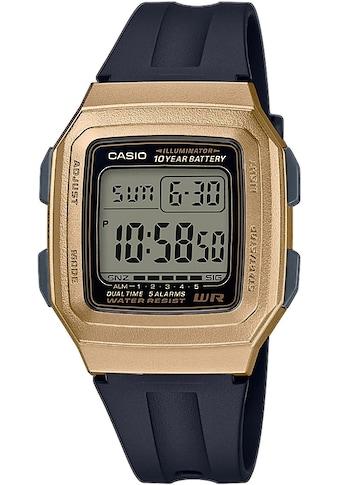 Casio Collection Chronograph »F - 201WAM - 9AVEF« kaufen