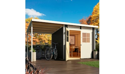 Karibu Gartenhaus »Glücksburg 4« kaufen