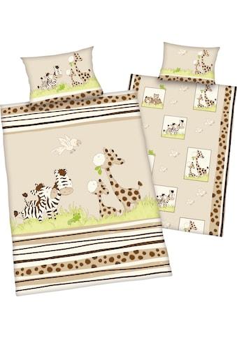 Babybettwäsche »Zebra«, Baby Best kaufen