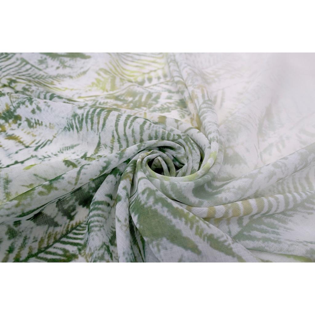 VHG Vorhang nach Maß »Fern Leaf«, Deko Wunschmaß,Verlauf,Digitaldruck