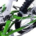 bergsteiger Mountainbike »Montreal«, 6 Gang, Shimano, Tourney RD-TY21 Schaltwerk, Kettenschaltung