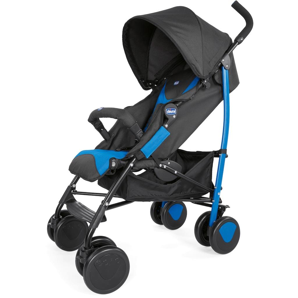Chicco Kinder-Buggy »Echo, Mr Blue«, mit Frontbügel; Kinderwagen, Buggy, Sportwagen, Sportbuggy, Kinderbuggy, Sport-Kinderwagen