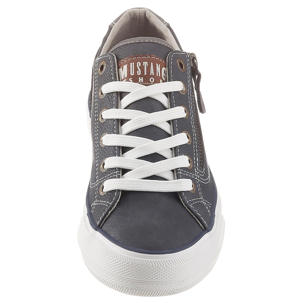 Mustang Shoes Plateausneaker
