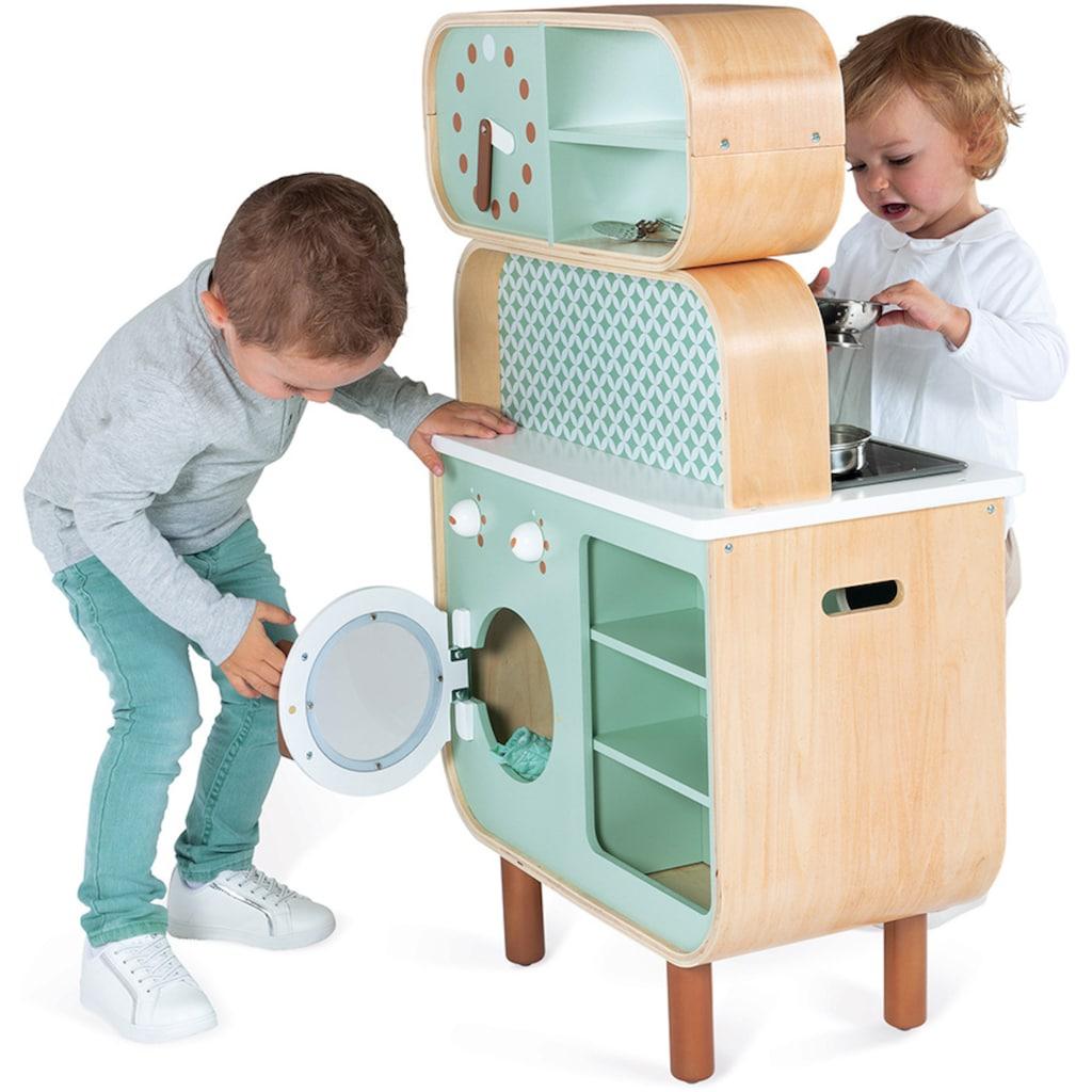 Janod Spielküche »Reverso«, inkl. Zubehör