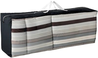 Tepro Gartenmöbel-Schutzhülle, BxLxH: 32x130x50 cm, für Gartenmöbelauflagen kaufen