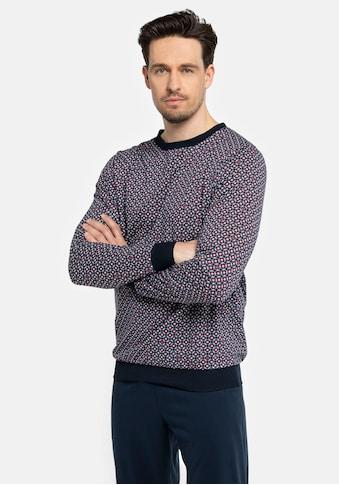 seidensticker Pyjama, mit Bündchen an Arm-, Saum- und Beinabschluss kaufen