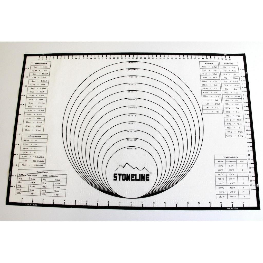 STONELINE Backmatte »2in1« (1-tlg.)
