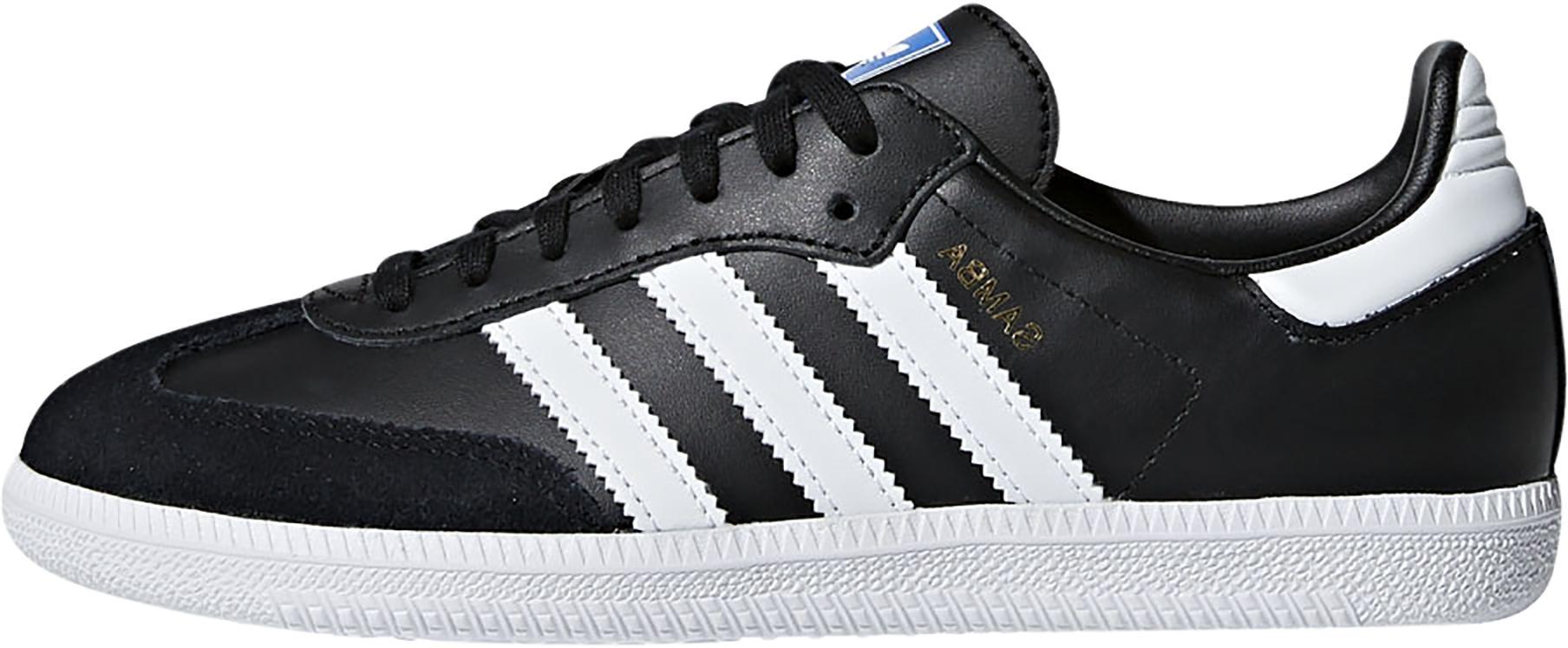 Weiße ADIDAS Sneaker SAMBA OG J Omoda