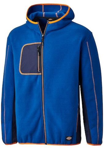 DICKIES Fleecejacke »Pembroke«, blau, unisex kaufen
