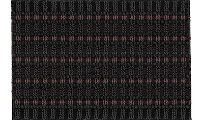 ASTRA Fußmatte »Poly Brush 250«, rechteckig, 14 mm Höhe, Fussabstreifer, Fussabtreter, Schmutzfangläufer, Schmutzfangmatte, Schmutzfangteppich, Schmutzmatte, Türmatte, Türvorleger, In -und Outdoor geeignet kaufen