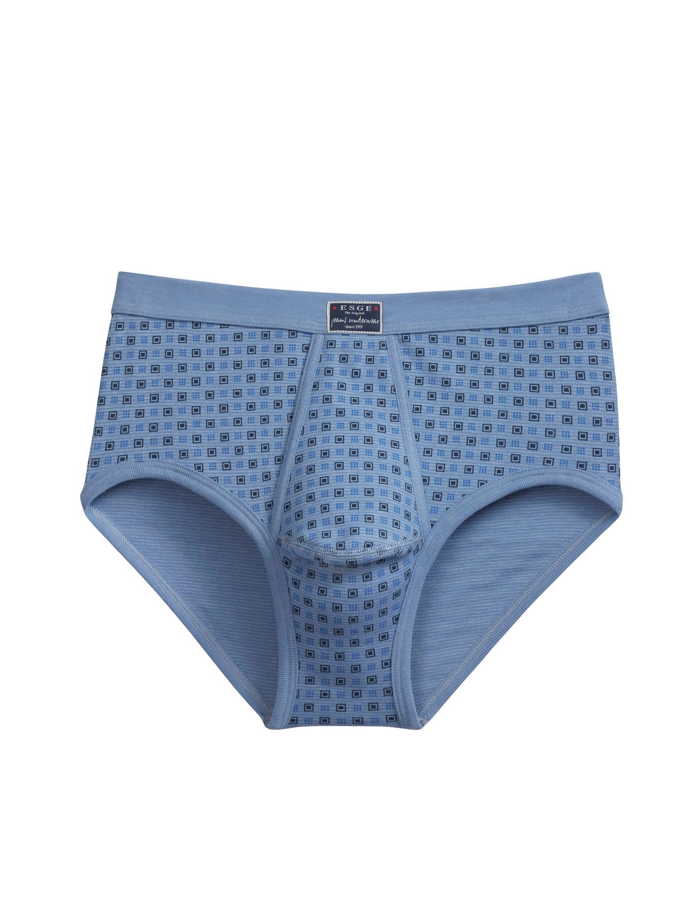 Slip Esge (2 Stck) | Bekleidung > Wäsche > Slips & Strings | Blau | Esge