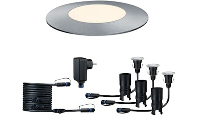 Paulmann,LED Einbauleuchte»Outdoor Plug & Shine Starterset Floor Mini«, kaufen