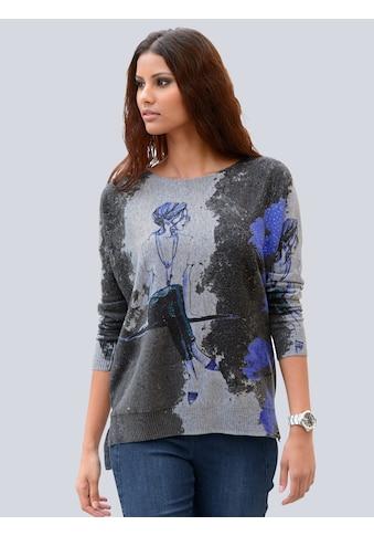 Alba Moda Pullover in trendiger Oversizedform kaufen