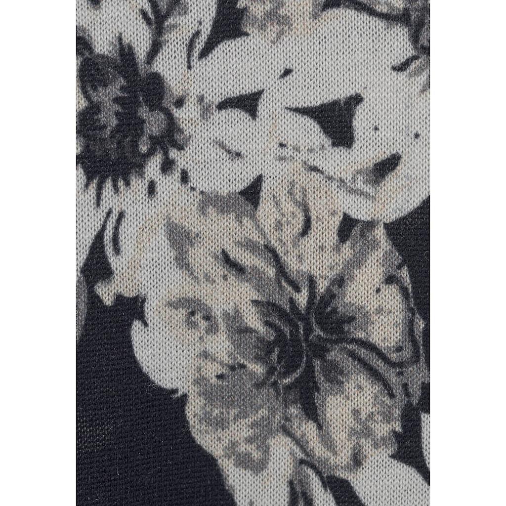 LASCANA Strandkleid, mit Bändern zum Knoten