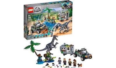 LEGO® Konstruktionsspielsteine »Baryonyxs Kräftemessen: die Schatzsuche (75935), LEGO® Jurassic World™«, (434 St.) kaufen
