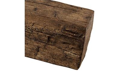 HOMESTAR Dekorpaneele 20 x 13 cm, Länge 2 m, Holzimitat, Eiche rustikal kaufen