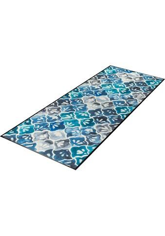 Läufer, »Ground«, wash+dry by Kleen - Tex, rechteckig, Höhe 7 mm, gedruckt kaufen