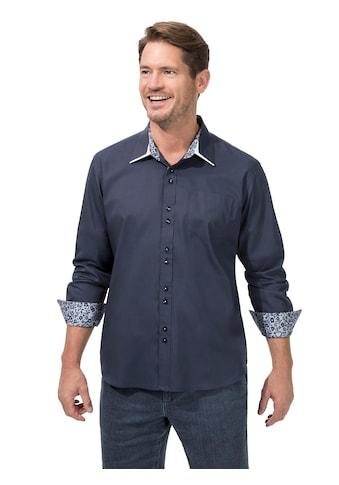 Marco Donati Langarm - Hemd mit 1 Brusttasche kaufen