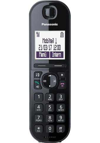 Panasonic Schnurloses Mobilteil »KX-TGQ200 IP«, mit HD-Klangqualität kaufen