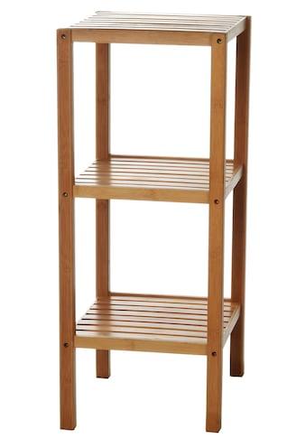 SCHÜTTE Badregal »Bambus«, Breite 34 cm kaufen