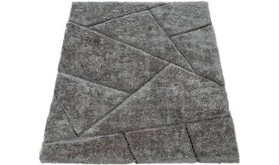 Paco Home Hochflor-Teppich »Palma 334«, rechteckig, 45 mm Höhe, Hochflor-Shaggy mit... kaufen