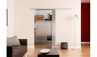 DORMA Glasschiebetür »MUTO Comfort M 60«, Horizontal, mit Stangengriff kaufen