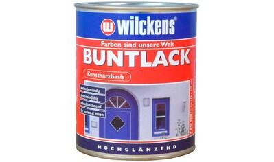 Wilckens Farben Kunstharzlack »Buntlack hochglänzend«, Aromatenfreier Kunstharz-Lack kaufen