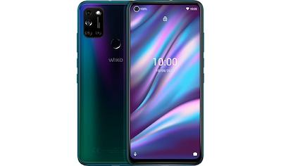 "WIKO Smartphone »VIEW5 PLUS«, (16,63 cm/6,55 "", 128 GB Speicherplatz, 48 MP Kamera) kaufen"