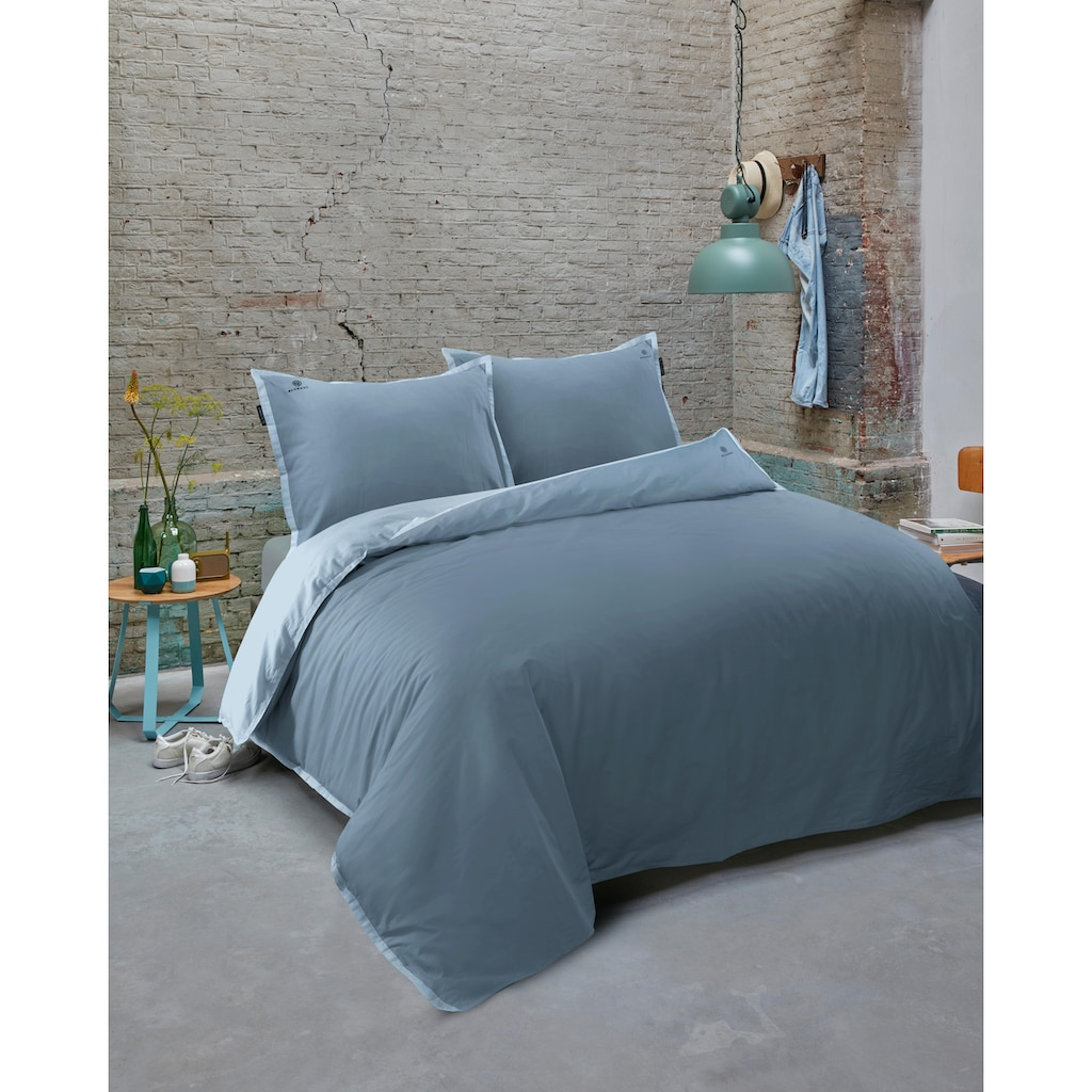 BLCKOUT Bettwäsche »California«, einfach zu kombinieren
