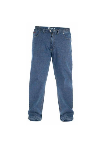 Duke Clothing Comfort - fit - Jeans »London Herren Kingsize Bailey Jeans elastischer Bund« kaufen
