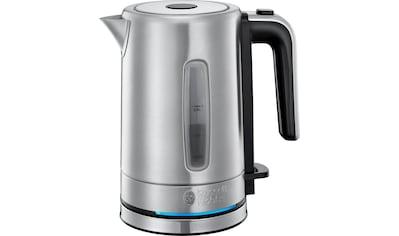 RUSSELL HOBBS Wasserkocher »Compact Home Mini 24190-70«, 0,8 l, 2200 W, energiesparend kaufen