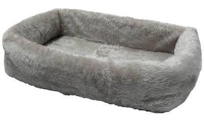 SILVIO design Tierbett »de Luxe 45«, BxLxH: 45x35x12 cm, grau kaufen
