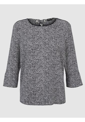 Dress In Bluse im Druckdessin kaufen