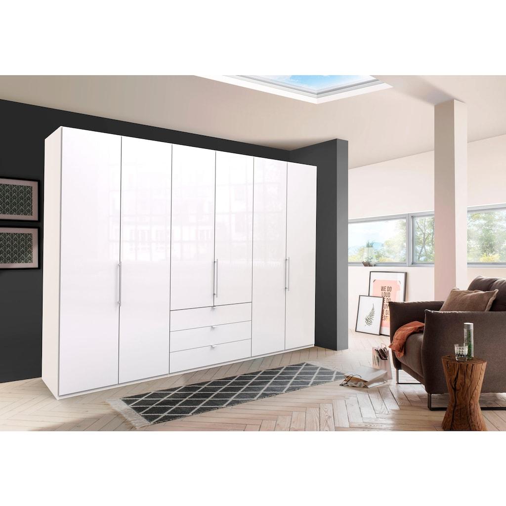 WIEMANN Kleiderschrank »Loft«, Glasfront