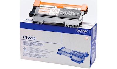 Brother »Brother Toner TN - 2220« Tonerpatrone kaufen