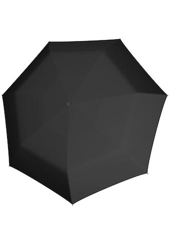 doppler® Taschenregenschirm »Carbonsteel Magic XS, uni schwarz« kaufen