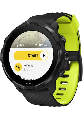 Suunto Smartwatch »SUUNTO 7«, ( Wear OS by Google ) kaufen