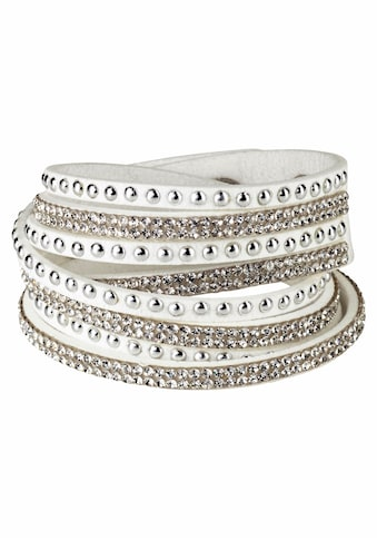 J.Jayz Armband »zum Wickeln, Nieten« kaufen