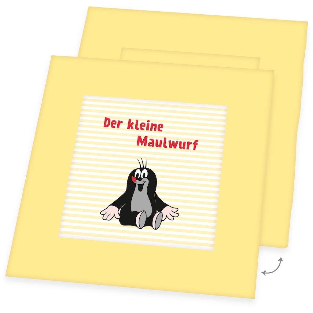 Herding Krabbeldecke »Der kleine Maulwurf, gelb«