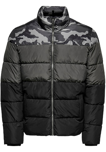 ONLY & SONS Steppjacke »MELVIN QUILTED JACKET« kaufen