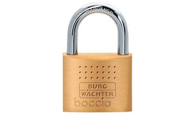 BURG WÄCHTER Vorhängeschloss »Boccia 450 50 SB«, Zylinder - Vorhangschloss kaufen