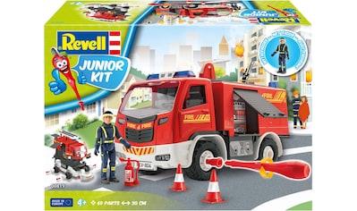 """Revell® Modellbausatz """"Junior Kit Feuerwehr"""", Maßstab 1:20 kaufen"""